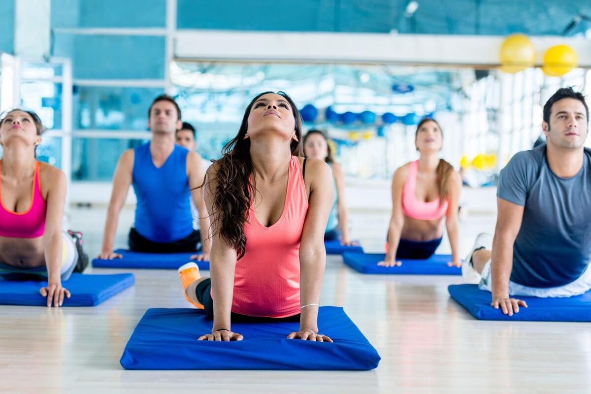 Fitness Step Bjelovar pilates