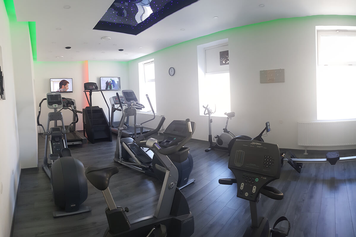 Rekreacija Fitness Step